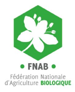 FNAB : Fédération Nationale d'Agriculture Biologique des régions de France